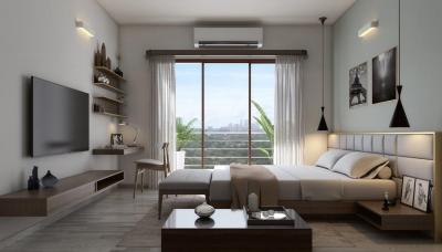 Gallery Cover Image of 1855 Sq.ft 3 BHK Apartment for buy in Godrej Meridien, Sector 106 for 16400000