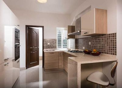 Gallery Cover Image of 1170 Sq.ft 2 BHK Apartment for buy in SJR Blue Waters, Parappana Agrahara for 6800000