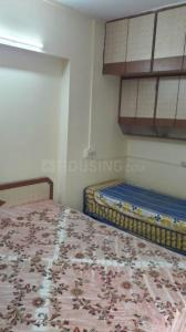Bedroom Image of Turnkey Paying Guest in Andheri East
