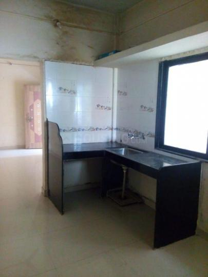 Kitchen Image of 600 Sq.ft 1 BHK Independent House for rent in Wadgaon Sheri for 11000