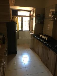 Gallery Cover Image of 629 Sq.ft 1 BHK Apartment for rent in Santacruz West for 42000