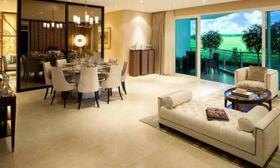 Gallery Cover Image of 2800 Sq.ft 3 BHK Apartment for rent in Delhi State NEF CGHS, Sector 19 Dwarka for 50000