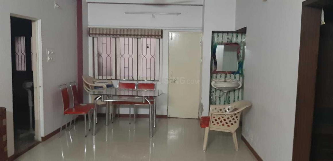Living Room Image of 1700 Sq.ft 3 BHK Apartment for rent in Vastrapur for 25000