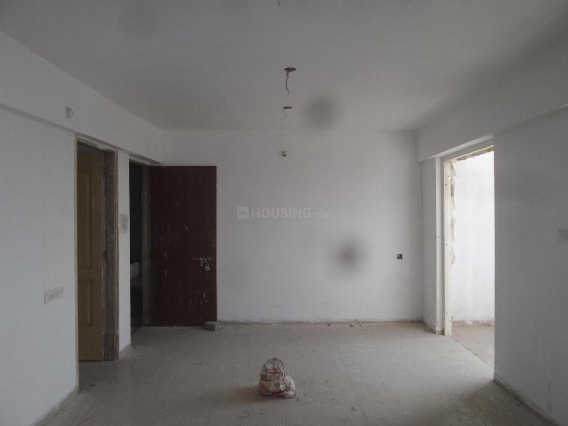 Living Room Image of 1300 Sq.ft 3 BHK Apartment for rent in Wagholi for 15000