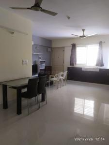 Gallery Cover Image of 1160 Sq.ft 2 BHK Apartment for rent in Vertex Venezia, Gunjur for 20000