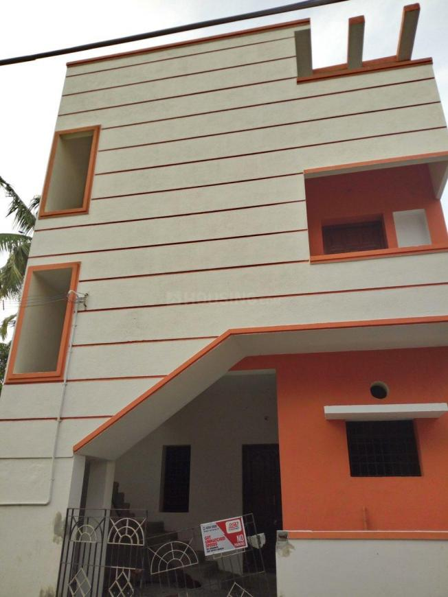 Building Image of 750 Sq.ft 1 BHK Independent Floor for rent in Mudichur for 7000