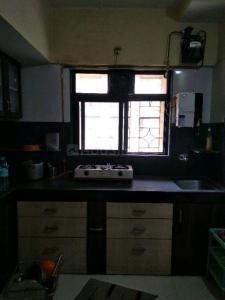 Kitchen Image of PG For Girls in Kasarvadavali, Thane West