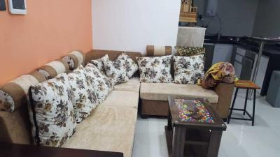 Gallery Cover Image of 1021 Sq.ft 2 BHK Apartment for rent in Dhanori for 23000