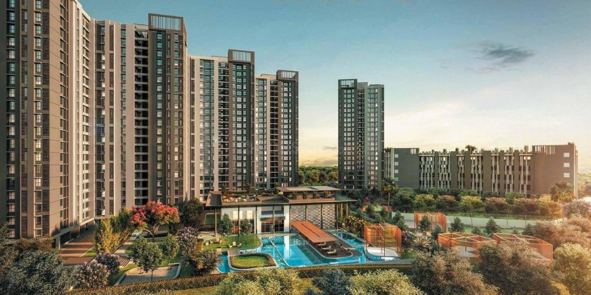 Brochure Image of 1060 Sq.ft 2 BHK Apartment for buy in Kalyan West for 6100000