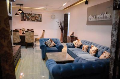Gallery Cover Image of 1500 Sq.ft 2 BHK Apartment for buy in CGHS Batukji Apartment, Sector 3 Dwarka for 9600000