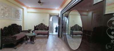 Gallery Cover Image of 700 Sq.ft 1 BHK Apartment for rent in Airoli for 18000