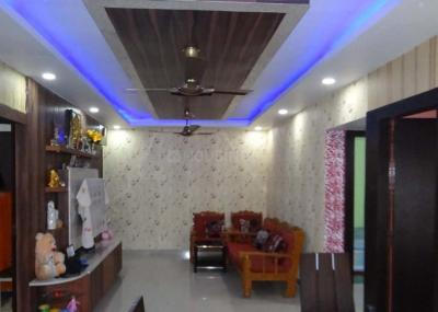 Gallery Cover Image of 1240 Sq.ft 1 BHK Apartment for buy in Lalpur for 8000000
