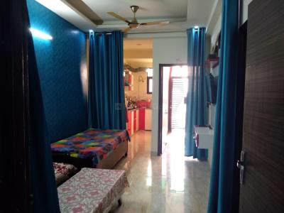Gallery Cover Image of 650 Sq.ft 1 BHK Apartment for buy in Lucky Palm Village, Noida Extension for 1700000