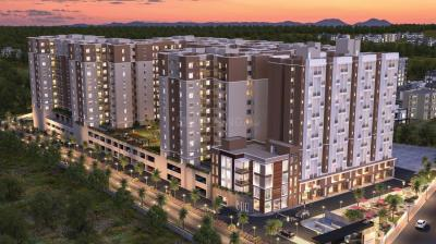 Gallery Cover Image of 1110 Sq.ft 3 BHK Apartment for buy in Provident Capella 1, Thirumalashettyhally for 5800000