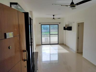 Gallery Cover Image of 800 Sq.ft 2 BHK Apartment for rent in Chandapura for 16000
