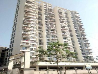 Gallery Cover Image of 1220 Sq.ft 2 BHK Apartment for rent in Airoli for 38000