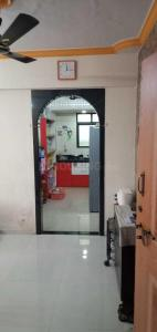 Gallery Cover Image of 650 Sq.ft 1 BHK Apartment for rent in Karanjade for 7500