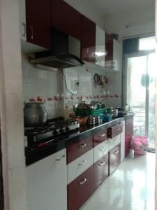 Gallery Cover Image of 1000 Sq.ft 2 BHK Apartment for rent in Seawoods for 40000