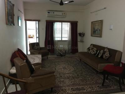 Gallery Cover Image of 1400 Sq.ft 2 BHK Apartment for rent in Masab Tank for 32000