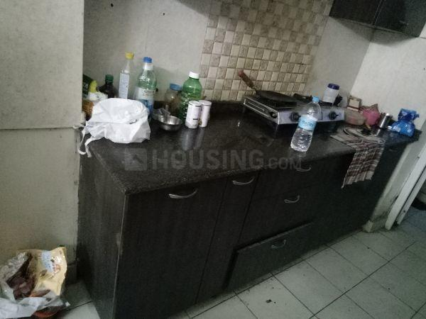 Kitchen Image of 1290 Sq.ft 3 BHK Apartment for rent in Sector 76 for 16000