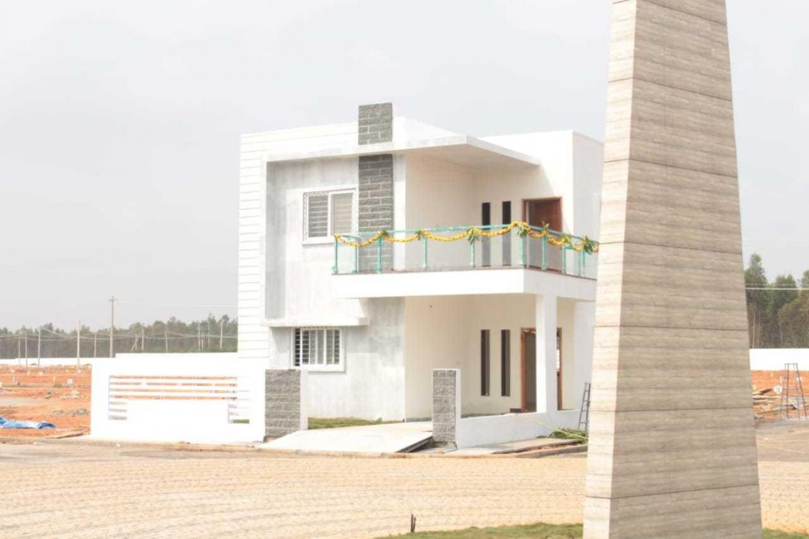 Building Image of 800 Sq.ft 2 BHK Villa for buy in Dunnasandra for 20000000