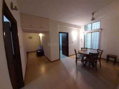 Gallery Cover Image of 1300 Sq.ft 3 BHK Apartment for rent in Nandi Deauville, Ashok Nagar for 70000