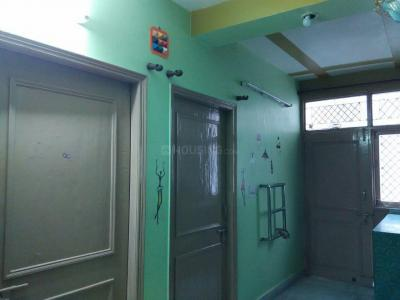 Gallery Cover Image of 675 Sq.ft 2 BHK Independent Floor for buy in Krishna Nagar for 3950000