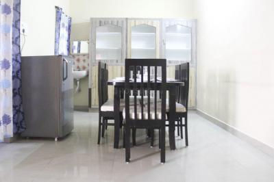 Dining Room Image of PG 4642620 Gachibowli in Gachibowli
