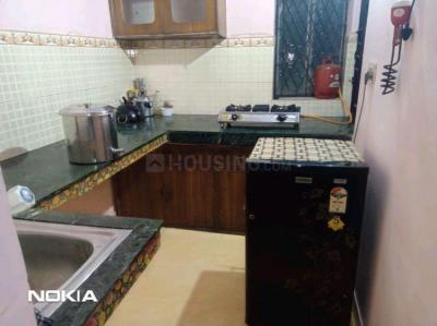 Kitchen Image of Comfort P.g in Rajouri Garden