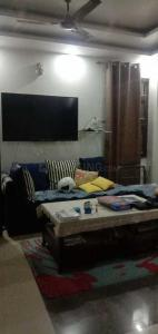 Gallery Cover Image of 950 Sq.ft 2 BHK Independent Floor for rent in Mahavir Enclave for 18000