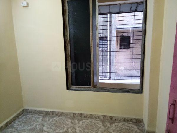 Living Room Image of 520 Sq.ft 1 BHK Apartment for rent in Airoli for 9500
