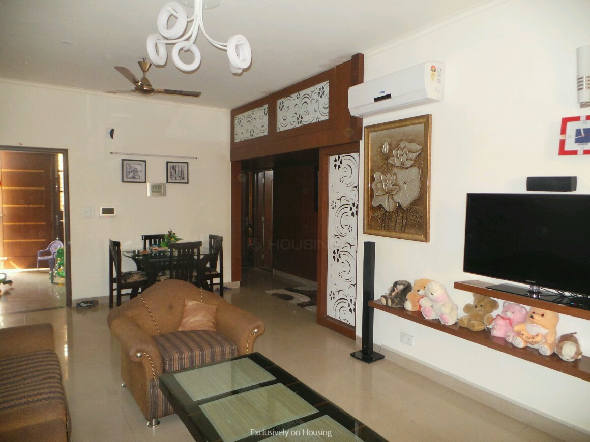 Living Room Image of 1836 Sq.ft 3 BHK Independent House for buy in Sector 67 for 15000000