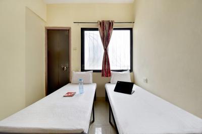 Bedroom Image of Oyo Life Pun698 Near Dy Patil Akurdi in Nigdi