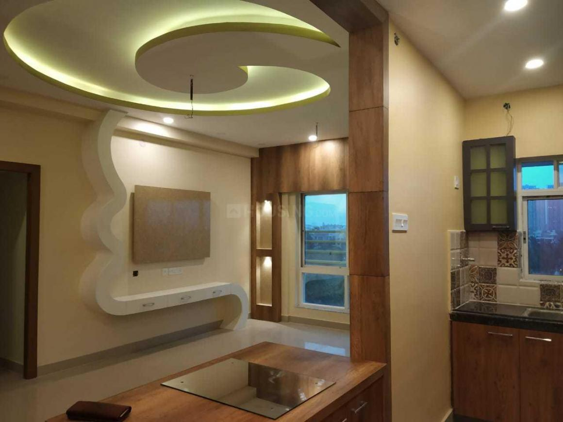 Living Room Image of 1400 Sq.ft 3 BHK Apartment for rent in Hussainpur for 35000