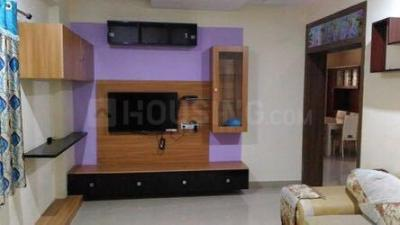 Gallery Cover Image of 1800 Sq.ft 3 BHK Apartment for rent in Vajra's Sree Nivasam, Kondapur for 45000