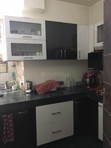 Kitchen Image of 3125 Sq.ft 4 BHK Apartment for rent in Godrej Frontier, Sector 80 for 28000