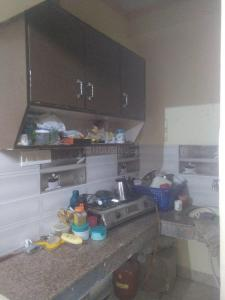 Kitchen Image of Prayag PG in Sector 17
