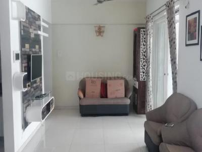 Gallery Cover Image of 11000 Sq.ft 2 BHK Apartment for rent in Kharadi for 32000
