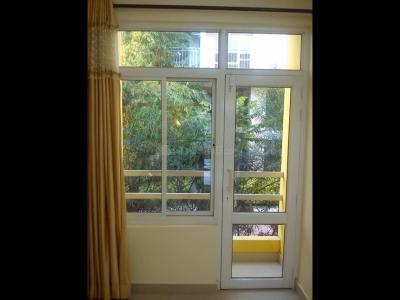 Balcony Image of Gaurav Residency PG in Sector 30