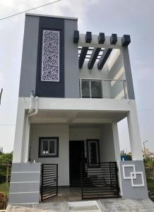 Gallery Cover Image of 800 Sq.ft 2 BHK Independent House for buy in Semmancheri for 4275000