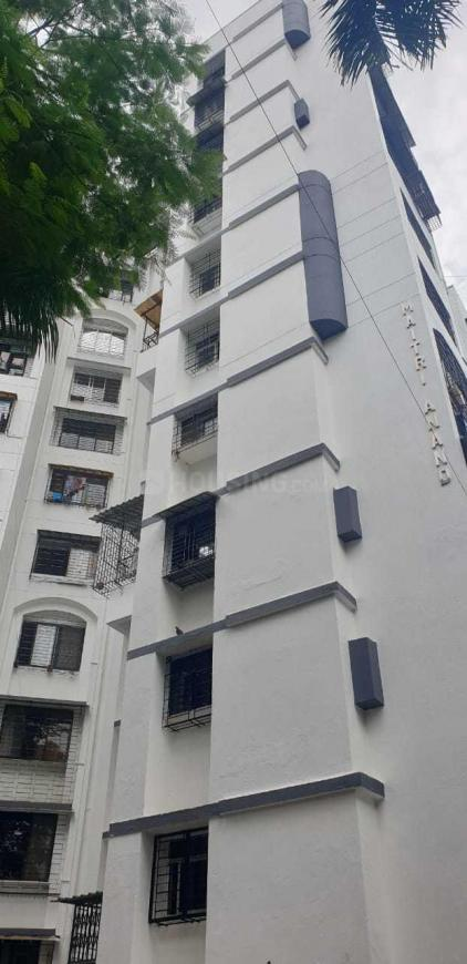 Building Image of 600 Sq.ft 1 BHK Apartment for rent in Thane West for 20000