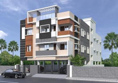Gallery Cover Image of 500 Sq.ft 1 BHK Apartment for buy in  South kolathur for 2600000