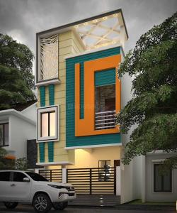 Gallery Cover Image of 1900 Sq.ft 3 BHK Independent House for buy in Kolathur for 8700000