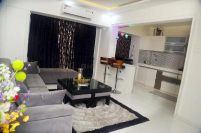 Gallery Cover Image of 1120 Sq.ft 2 BHK Apartment for buy in Ajmera Yogi Hills, Mulund West for 18200000