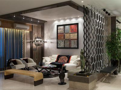 Gallery Cover Image of 5532 Sq.ft 5 BHK Apartment for buy in Windsor Grande Residences, Andheri West for 209000000