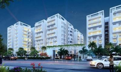 Gallery Cover Image of 1735 Sq.ft 3 BHK Apartment for buy in Bandlaguda Jagir for 9022000