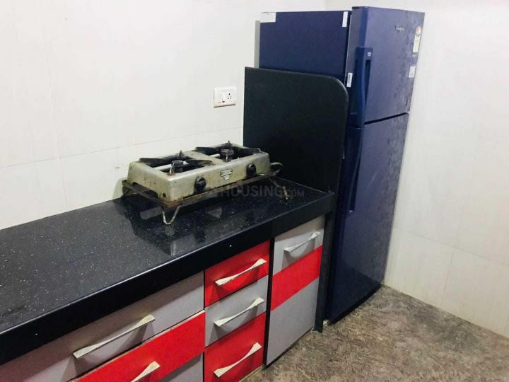 Kitchen Image of Bhavya Enterprises PG in Airoli