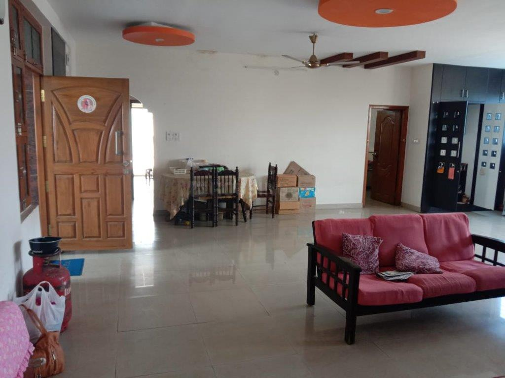 Living Room Image of 1800 Sq.ft 3 BHK Independent Floor for rent in J. P. Nagar for 35000