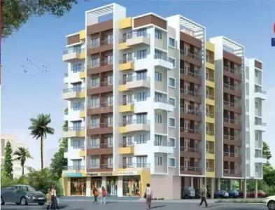 Gallery Cover Image of 460 Sq.ft 1 RK Apartment for buy in Khalapur for 1600000