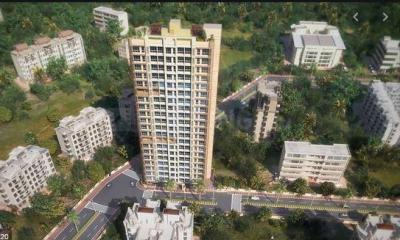 Gallery Cover Image of 800 Sq.ft 2 BHK Apartment for buy in Sethia Grandeur, Bandra East for 24000000